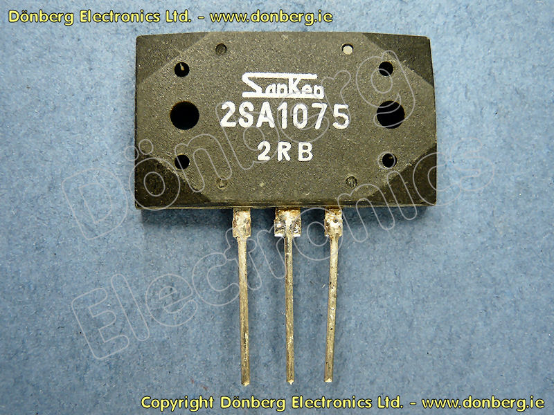 semiconductor 2sa1075 2sa 1075 high speed power transistor rh m electronic spare parts com