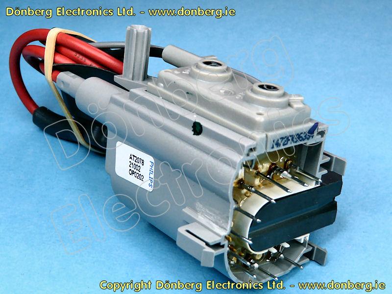 Line Output Transformer / Flyback: 312813821001 - LINE