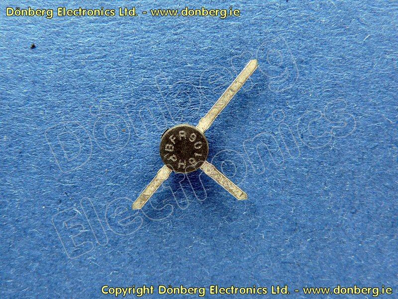 BFR90 Transistor NPN 15V 30mA 5GHz                                     TRBFR90